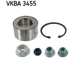 VKBA3455 Radlagersatz SKF - Große Auswahl - stark reduziert