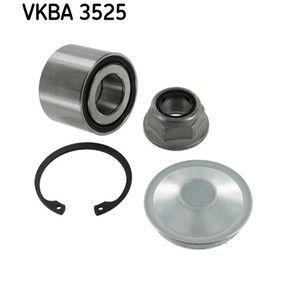 VKBA3525 Radlagersatz SKF - Große Auswahl - stark reduziert
