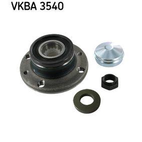 VKBA 3540 Lożisko kolesa - opravná sada SKF - Zažite tie zľavy