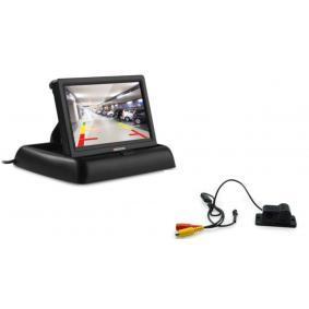 Камера за задно виждане, паркинг асистент CR-43CP2IN1 на ниска цена — купете сега!
