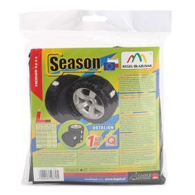 Set obalů na pneumatiky 5-3414-206-4010 ve slevě – kupujte ihned!