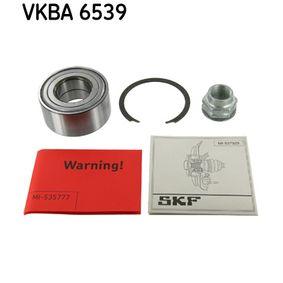 Kit cuscinetto ruota VKBA 6539 con un ottimo rapporto SKF qualità/prezzo