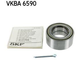 Kit cuscinetto ruota SKF VKBA 6590 comprare e sostituisci