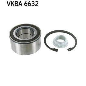 VKBA6632 rato guolio komplektas SKF Platus pasirinkimas — didelės nuolaidos