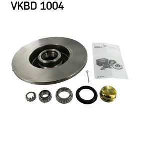 Brake Disc VKBD 1004 SKF Secure payment — only new parts