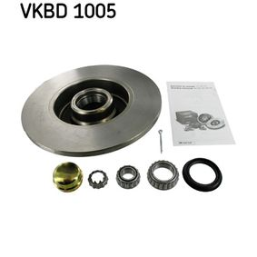 Disco freno VKBD 1005 SKF Pagamento sicuro — Solo ricambi nuovi