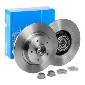 Bremsscheiben VKBD 1007 SKF Sichere Zahlung - Nur Neuteile