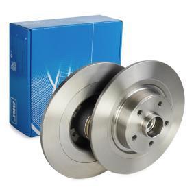 Bremsscheibe von SKF - Artikelnummer: VKBD 1010