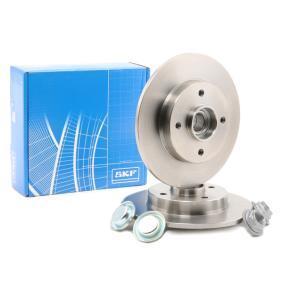 Bremsscheiben VKBD 1012 SKF Sichere Zahlung - Nur Neuteile