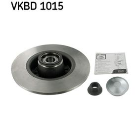 Disque de frein VKBD 1015 SKF Paiement sécurisé — seulement des pièces neuves