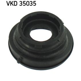Achetez et remplacez Appareil d'appui à balancier, butée simple /jambe élast VKD 35035