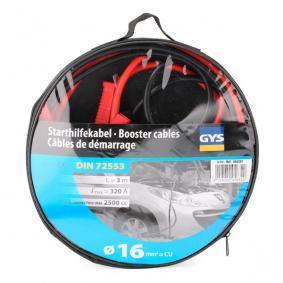 Akkumulátor töltő (bika) kábelek 056329 engedménnyel - vásárolja meg most!