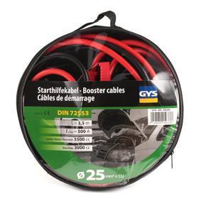 Akkumulátor töltő (bika) kábelek 056336 engedménnyel - vásárolja meg most!