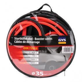 Akkumulátor töltő (bika) kábelek 056343 engedménnyel - vásárolja meg most!