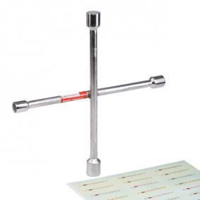 Four-way lug wrench NE00130 at a discount — buy now!