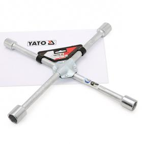 Four-way lug wrench YT-0800 at a discount — buy now!