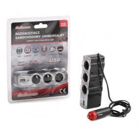 Nabíjecí kabel, autozapalovač 61495 ve slevě – kupujte ihned!