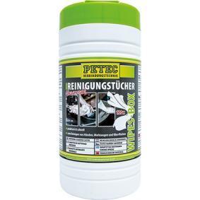 Lingettes de nettoyage manuel 82120 à prix réduit — achetez maintenant!