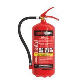 Günstige Feuerlöscher mit Artikelnummer: GP6X ABC 6KG jetzt bestellen