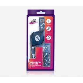 Günstige KFZ-Ladekabel für Handys mit Artikelnummer: ACBRKAB4W1 jetzt bestellen