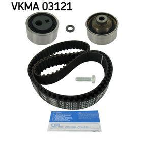 Comprar y reemplazar Juego de correas dentadas SKF VKMA 03121