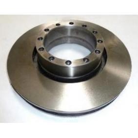 Bremsscheiben II39098F KNORR-BREMSE Sichere Zahlung - Nur Neuteile