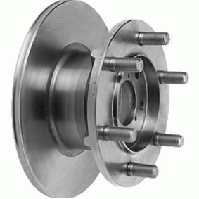Bremsscheibe von KNORR-BREMSE - Artikelnummer: II39284F