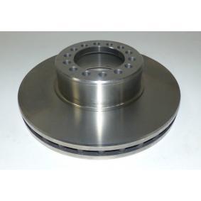 Bremsscheibe von KNORR-BREMSE - Artikelnummer: K069794
