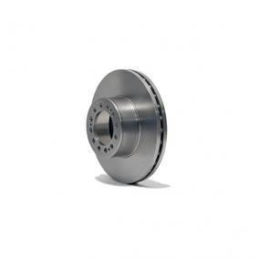 Bremsscheibe von KNORR-BREMSE - Artikelnummer: K119841