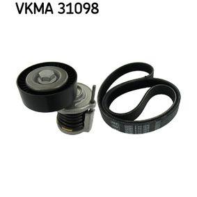 SKF комплект пистов ремък VKMA 31098 купете онлайн денонощно