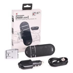Bluetooth-headset X600 Light till rabatterat pris — köp nu!