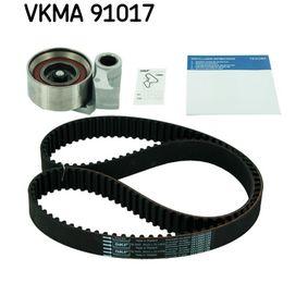 Comprar y reemplazar Juego de correas dentadas SKF VKMA 91017