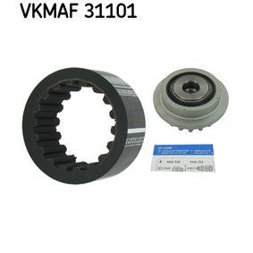 köp SKF Flexibel kopplingsmuff-sats VKMAF 31101 när du vill