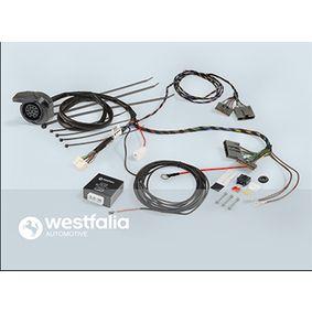 compre WESTFALIA Kit eléctrico, dispositivo de reboque 342184300113 a qualquer hora