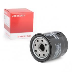 Filtro olio HERTH+BUSS JAKOPARTS J1312010 comprare e sostituisci