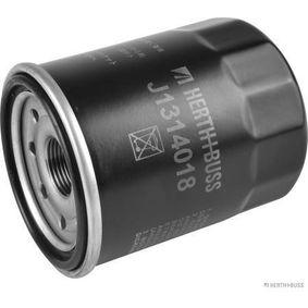 Ölfilter J1314018 HERTH+BUSS JAKOPARTS Sichere Zahlung - Nur Neuteile