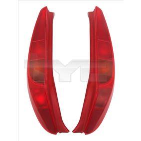 Luce posteriore 11-0544-01-2 con un ottimo rapporto TYC qualità/prezzo