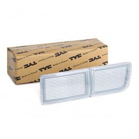 TYC Blende, Nebelscheinwerfer 12-1601-01-6 Günstig mit Garantie kaufen