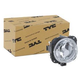 Projecteur antibrouillard 19-0091-05-2 à un rapport qualité-prix TYC exceptionnel