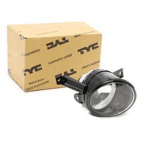 Projecteur antibrouillard 19-0443-01-2 à un rapport qualité-prix TYC exceptionnel