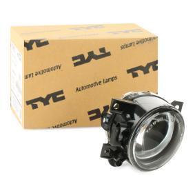 Achetez et remplacez Projecteur antibrouillard 19-0448-01-2