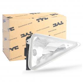 фар за мъгла 19-0563-01-2 с добро TYC съотношение цена-качество