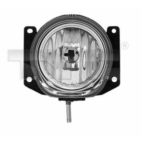 Achetez et remplacez Projecteur antibrouillard 19-0599-05-2
