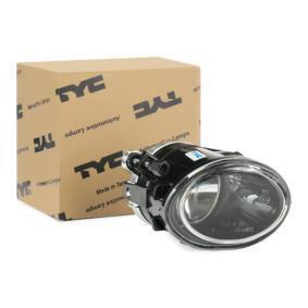 Projecteur antibrouillard 19-0655-01-9 à un rapport qualité-prix TYC exceptionnel
