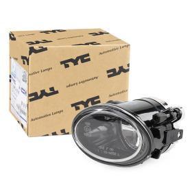 Projecteur antibrouillard 19-0656-01-9 à un rapport qualité-prix TYC exceptionnel