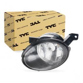 Projecteur antibrouillard 19-0798-01-9 à un rapport qualité-prix TYC exceptionnel