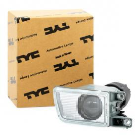 Projecteur antibrouillard 19-1142-05-2 à un rapport qualité-prix TYC exceptionnel