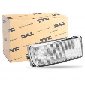 TYC Nebelscheinwerfer 19-1209-05-2 rund um die Uhr online kaufen