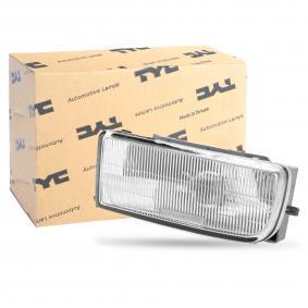 TYC Nebelscheinwerfer 19-1210-05-2 rund um die Uhr online kaufen
