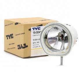 Farol de nevoeiro 19-5041-05-2 com uma excecional TYC relação preço-desempenho